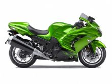 Kawasaki ZZ-R 1400 ('12-) Full Kit